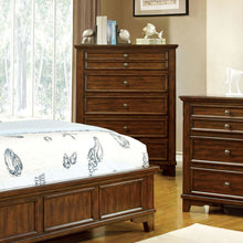 Chelsea Cottage Style Cherry Finish Bedroom Chest