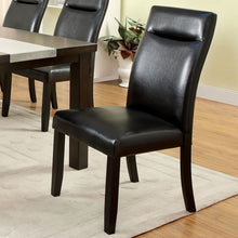 Leonard Dark Walnut Finish Dining Chair