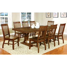 Gentry Vintage Oak Dining Set