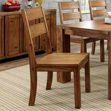 Lawrie Dark Oak Dining Set