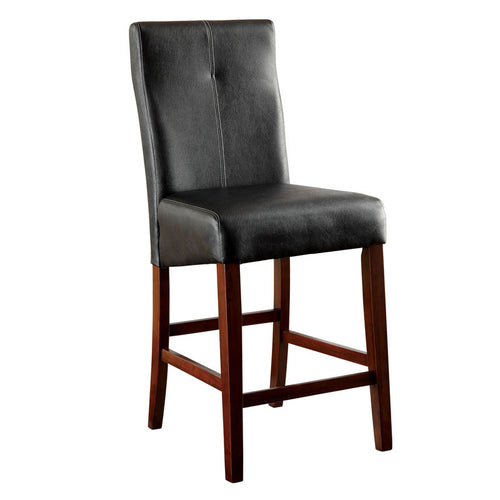 Matson Vintage Cherry Finish Counter Height Chair