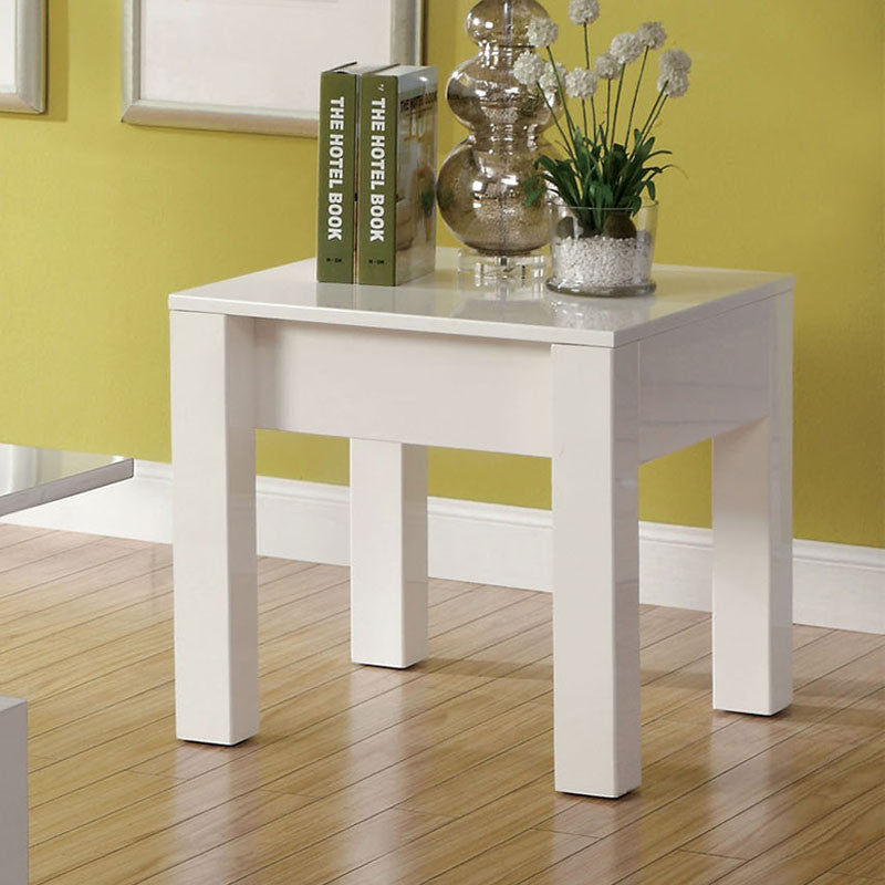 Lonia Contemporary Style End Table