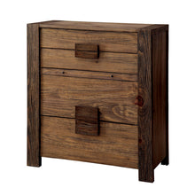 Janeiro Rustic Finish 6-Piece Bedroom Set