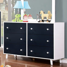 Alivia White Finish Bedroom Dresser