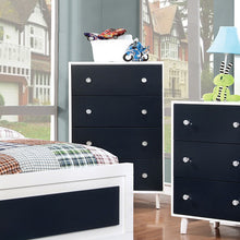 Alivia Contemporary Two-Tone Youth Bedroom Chest