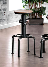 Semaine Antique Black  Bar Stool