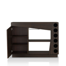 Ericka Contemporary Wenge Buffet