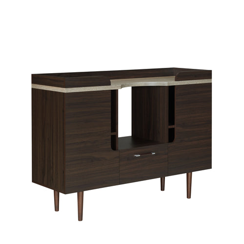 Fulham Contemporary Wenge Cabinet
