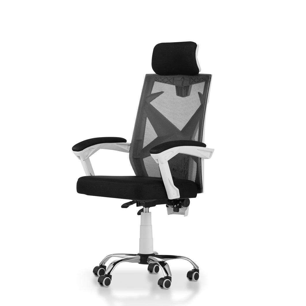 Rameda Modern  White Office Chair