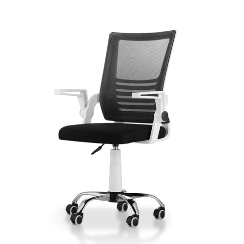 Barwood Modern  White Office Chair