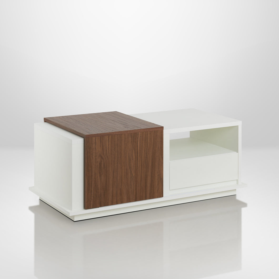 Cavill Two-Tone Finish Coffee Table