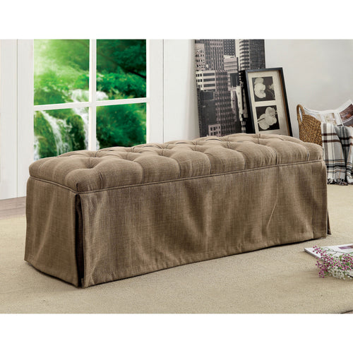 Loriana Transitional Bench
