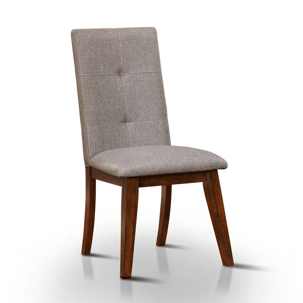 Nelson Mid-Century Modern Fabric Dining Chair, Set of 2
