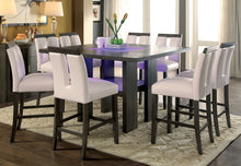 Ashby Modern LED Embellished Counter Height Dining Table