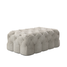 Shawna Transitional Rectangle Ottoman