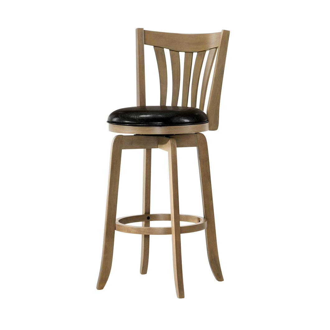 Ravenne Transitional Maple Barstool