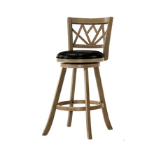 Lillie Transitional Maple Barstool