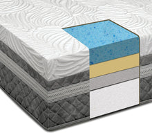 Tara 12-inch Gel Infused Memory Foam Mattress