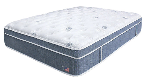 Dasia 12-inch Quilted Euro Pillow Top Inner Spring Mattress