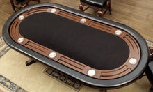 Luthor Contemporary Inter-changeable Top Vegas-Inspired Game Table