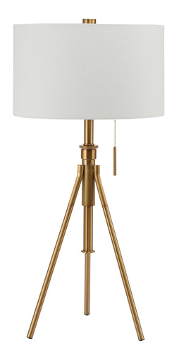 Farrah Contemporary Tripod Inspired Table Lamp