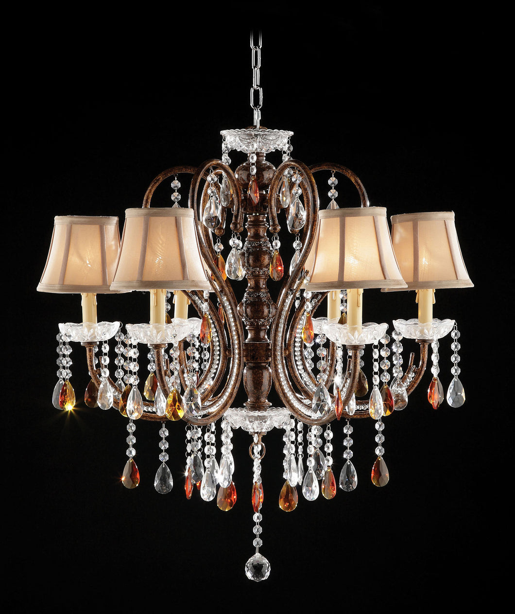 Martina Traditional Hanging Ceiling Lamp