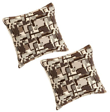 Imani Abstract Print Throw Pillow (Set of 2)