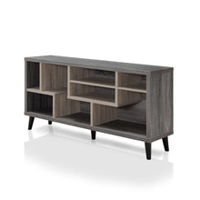 Marcusson Contemporary Distressed Grey 60-inch TV Stand