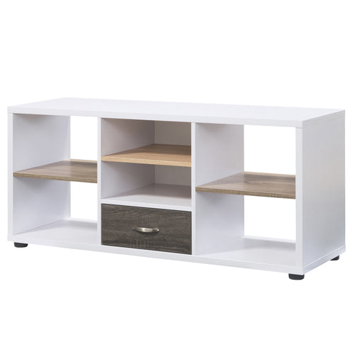 James Allen Modern 47-inch White TV Stand