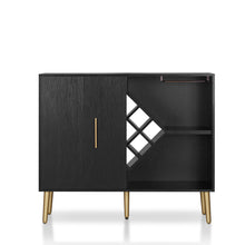 Jeana Modern Black Buffet