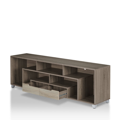 Friedell Rustic Chestnut Brown 70-inch TV Stand