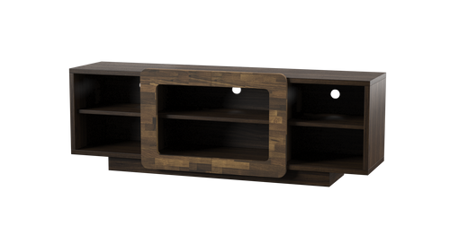 Norvell Modern Wenge 62-inch TV Stand