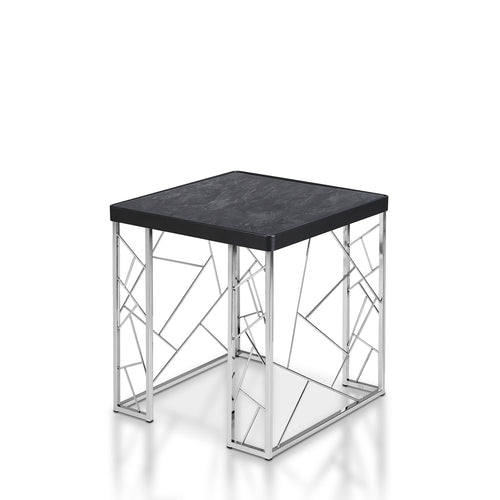 Stefano Modern Marble End Table