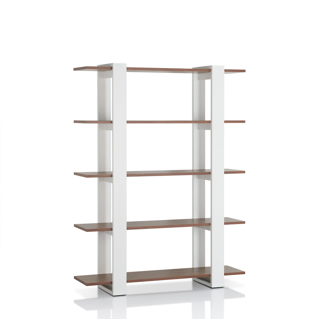 Contemporary Style 5-Tier Bookcase Display Stand