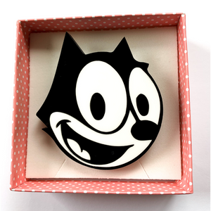 collectable felix the cat brooch