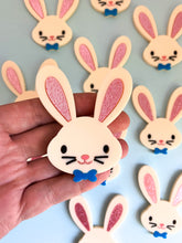 Load image into Gallery viewer, Bunny Brooch