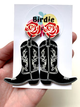 Load image into Gallery viewer, cowgirl- earrings