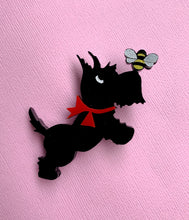 Load image into Gallery viewer, scottie-dog-brooch