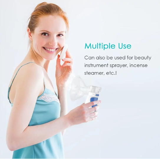 Breathe-right Micro-nebulizer: Portable, Convenient & Effective