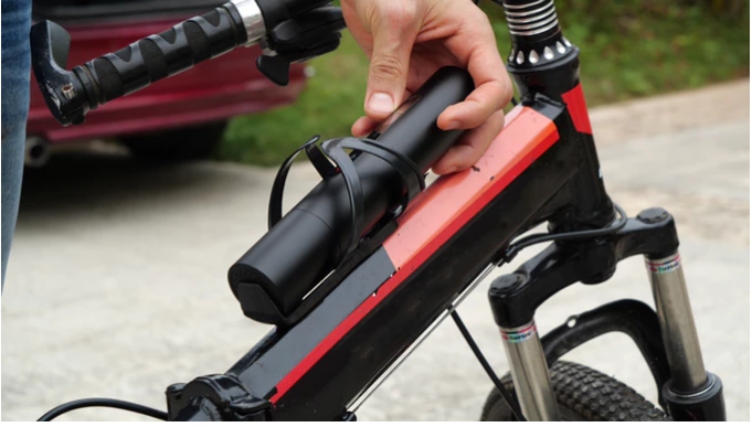 2019 New The Smart Mini Tire Inflator
