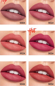 Mini Capsule Matte Lip Glaze( 18 PCS )