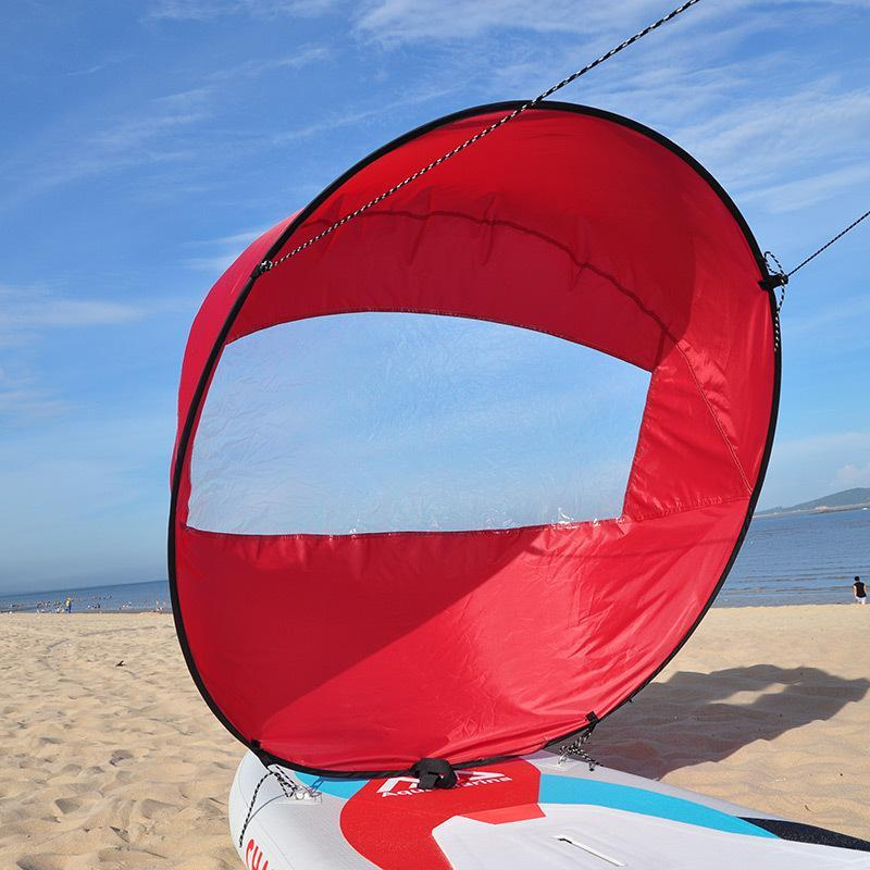 Foldable Kayak Boat Wind Sail