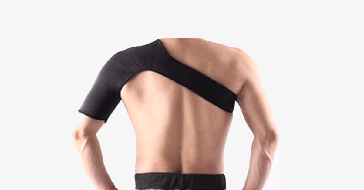 Lightweight Medical Shoulder Brace - FREE SHIP DEALS