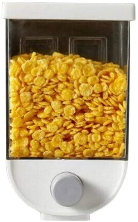Wall-Mounted Cereal Dispenser
