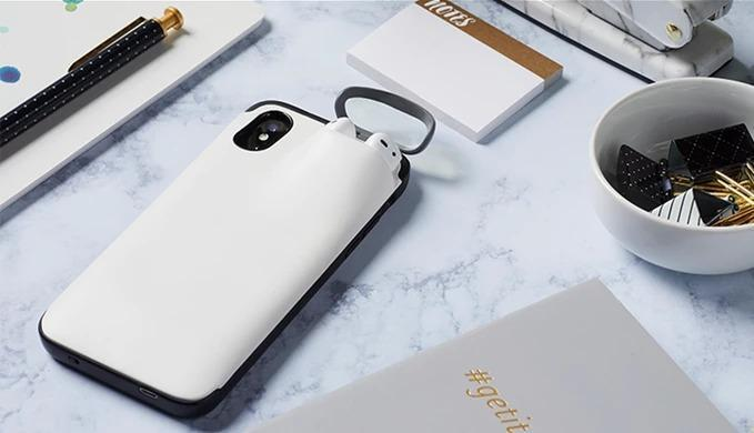 Phone Case & Earpods Case