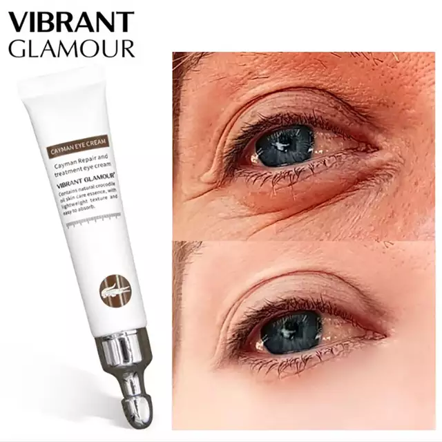 Magic Eye Cream - 28 seconds to remove eye bags / dark circles / eye wrinkles