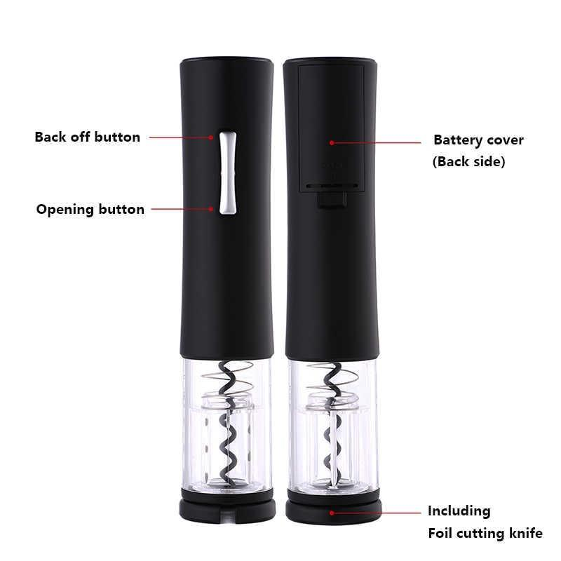 Electric Wine Automatic Bottle Opener