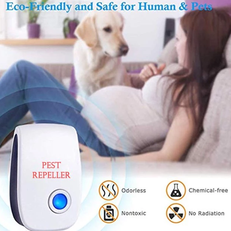 Ultrasonic Electronic Pest Repeller