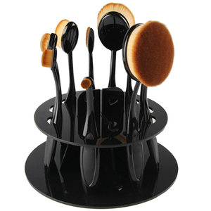 Oval Brush Holder ,  - My Make-Up Brush Set, My Make-Up Brush Set  - 3
