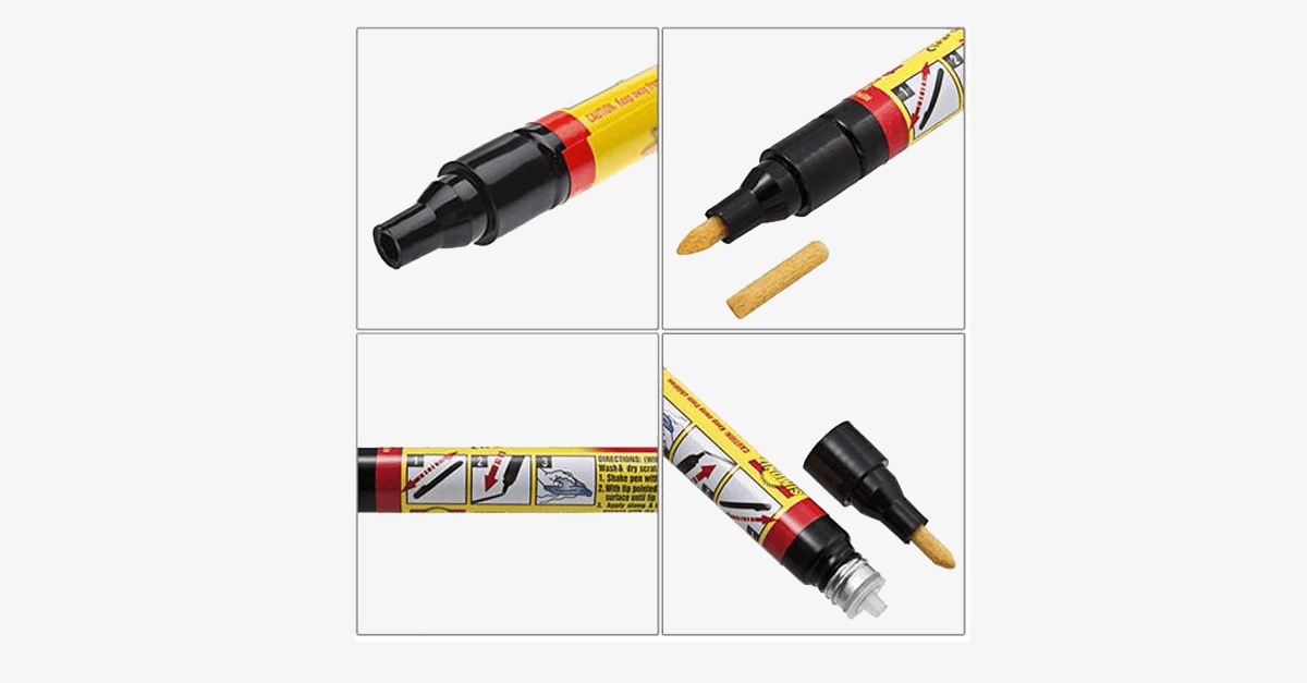Universal Car Scratch Repair Pen - FREE SHIP DEALS